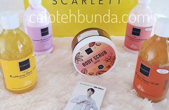 Scarlett Whitening Body Care