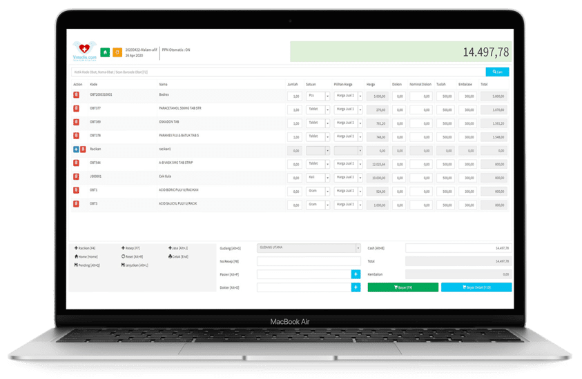 Cara Membuat Aplikasi Apotek Netbeans