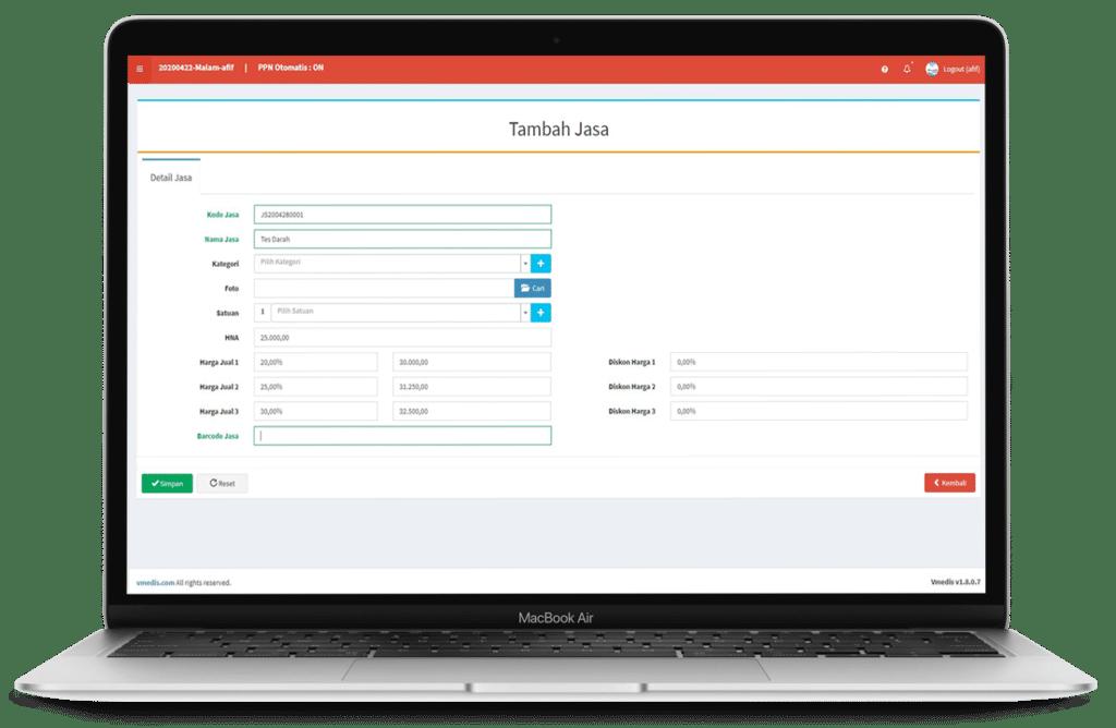 Jual Software Apotek dan Klinik 4.0