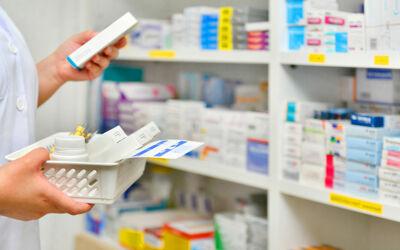 Penyimpanan Obat di Apotek