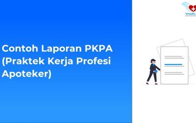 Contoh Laporan PKPA Apotek