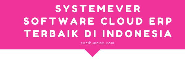 Software Cloud ERP Terbaik Indonesia